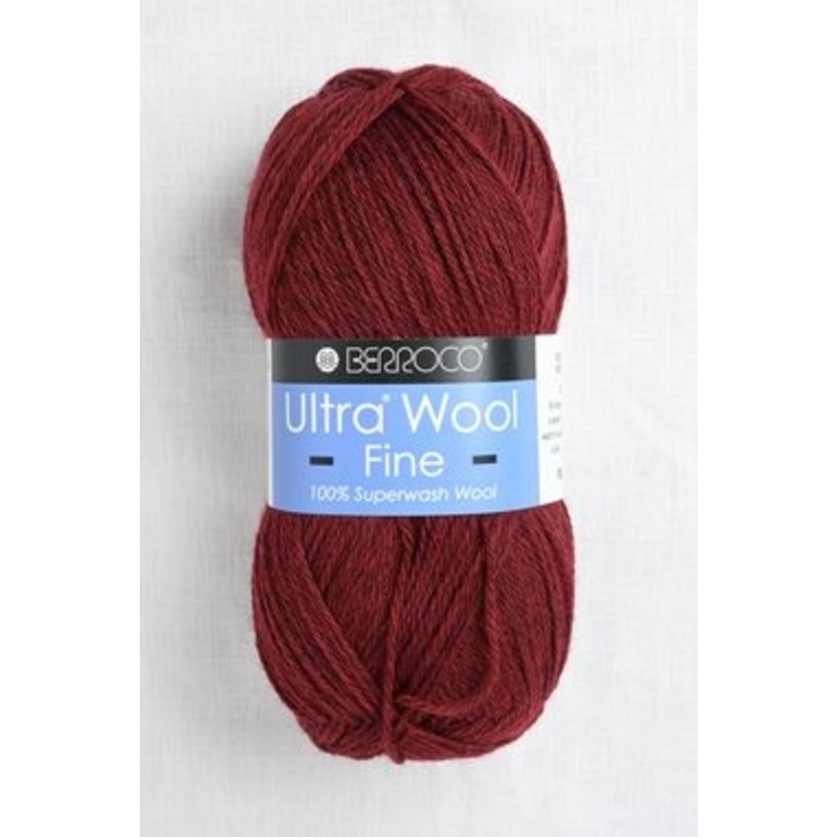 Berroco Berroco Ultra Wool Fine, 53145, Sour Cherry