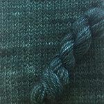 The Alpaca Yarn Co Symmetry, 10, Out of Blue Comes Green