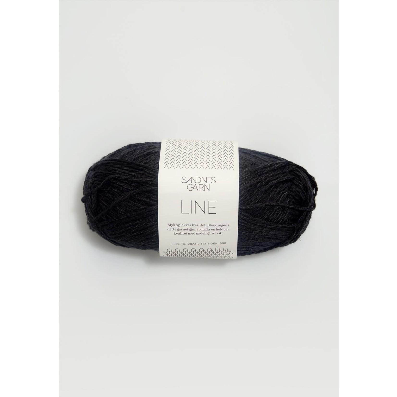 Sandnes Garn Line, 6080, Slate