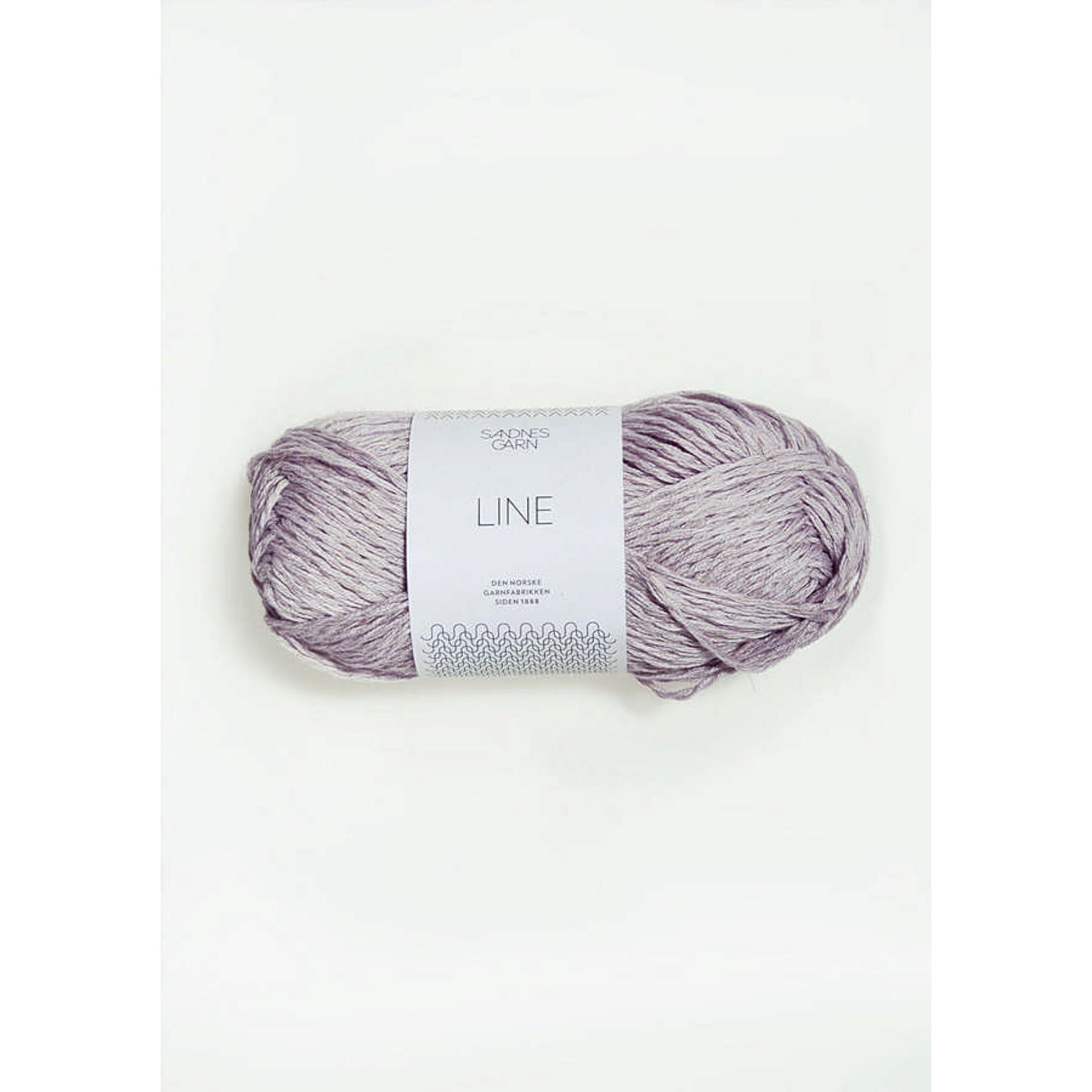 Sandnes Garn Line, 4620, Light Purple