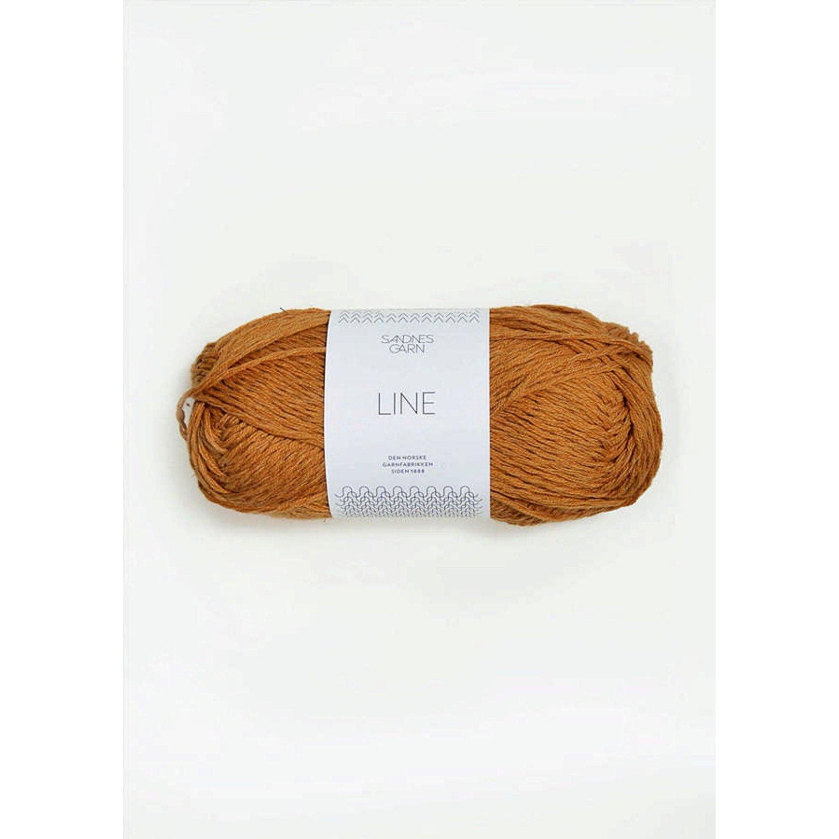 Sandnes Garn Line, 2527, Ochre