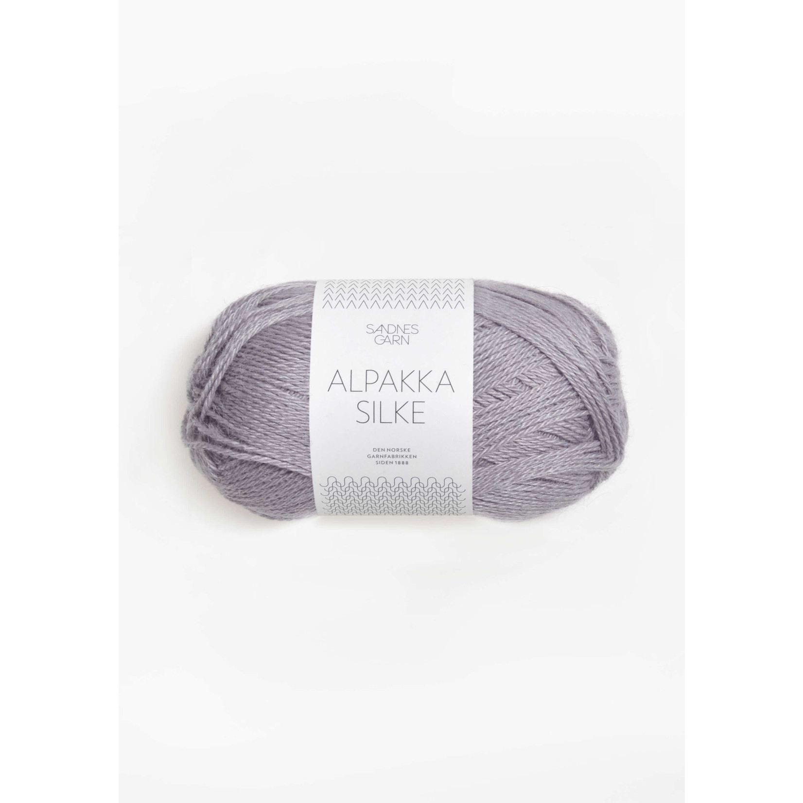 Sandnes Garn Alpakka Silke, 4631, Dusty Lilac
