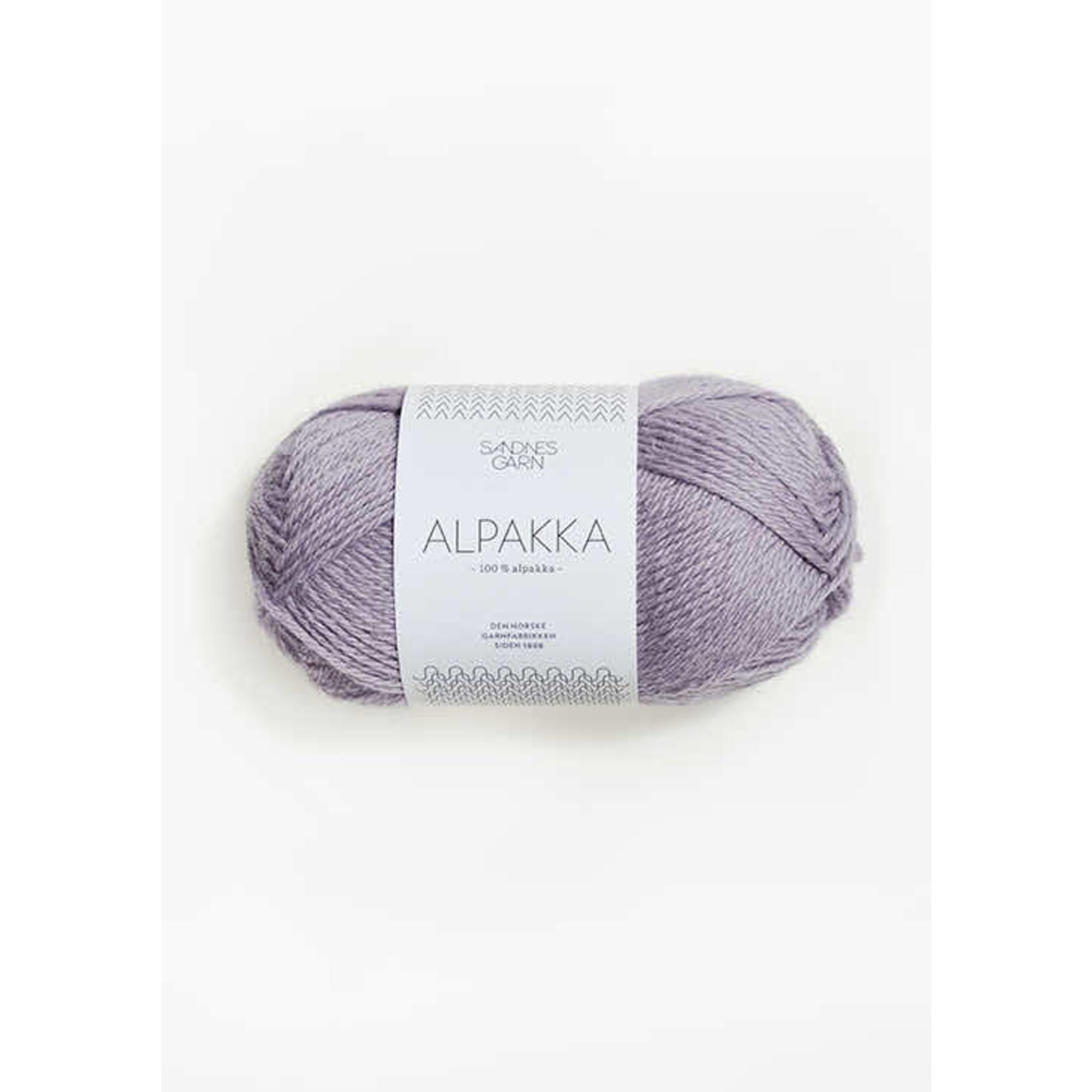 Sandnes Garn Alpakka, 4631, Dusty Lilac