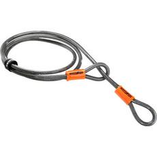KRYPTONITE Kryptonite Kryptoflex 1004 Looped Cable 120cm x 10mm