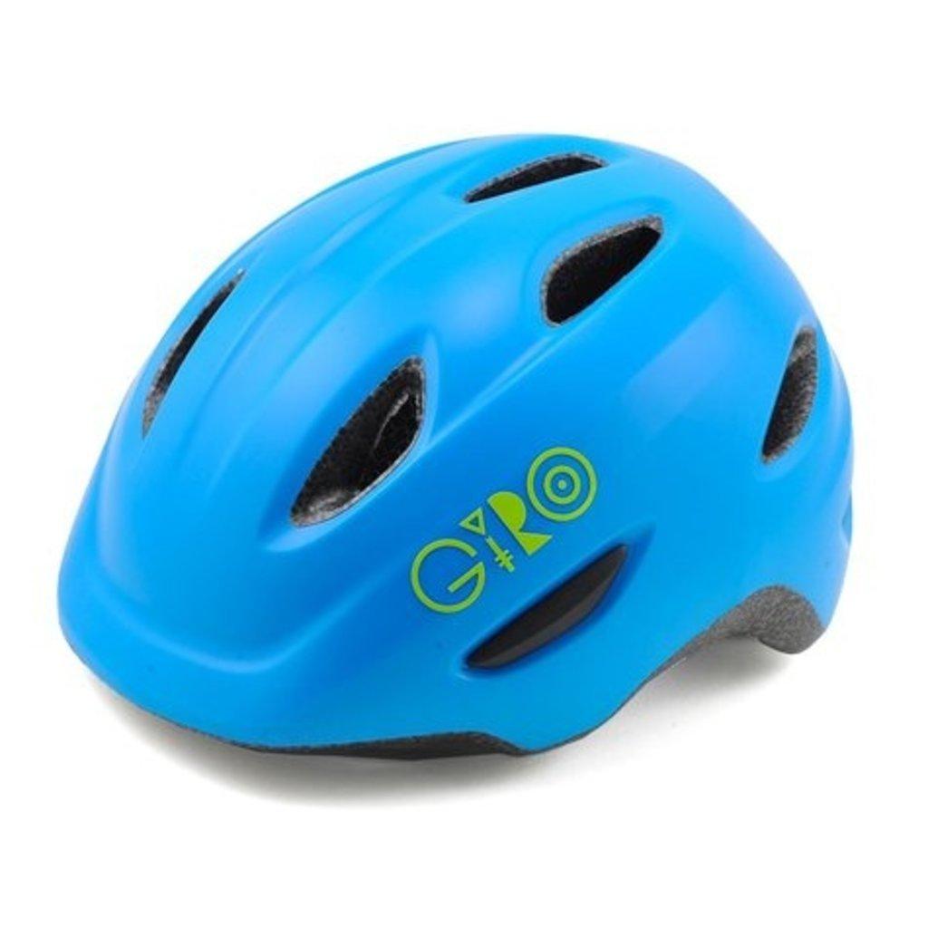 Giro GIRO SCAMP S - MATTE BLUE/LIME