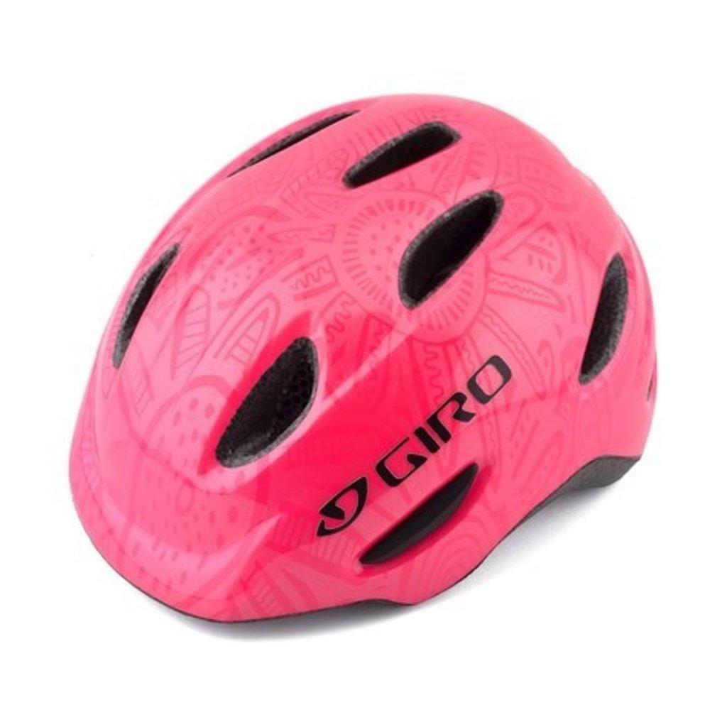 Giro GIRO SCAMP BRIGHT PINK/PEARL S
