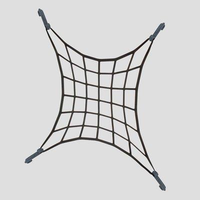 DELTA Elasto Net  (Black)