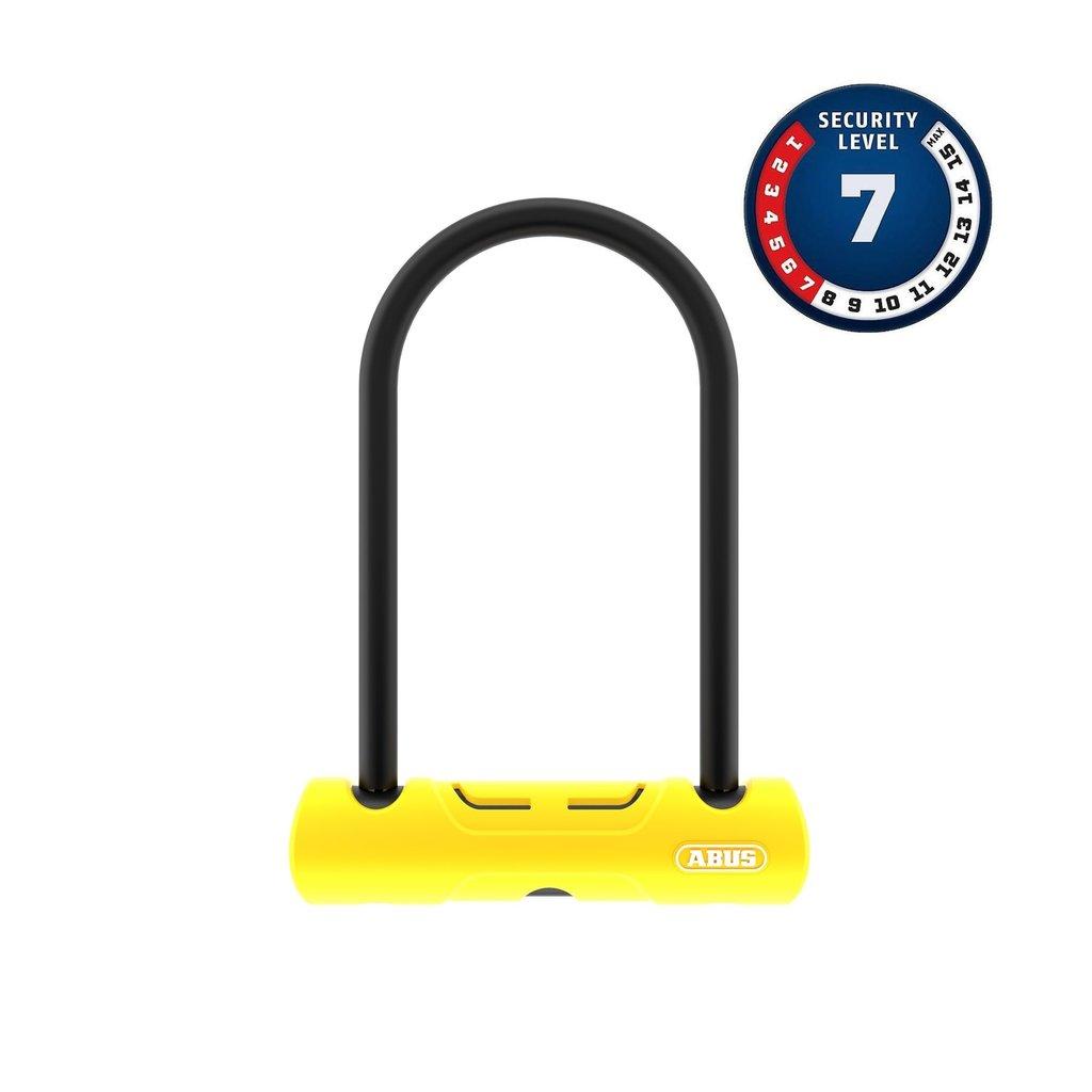 Abus ABUS, 402, U-Lock Yellow