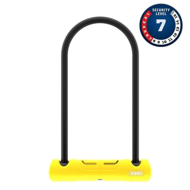 Abus ABUS, 402, U-Lock Yellow