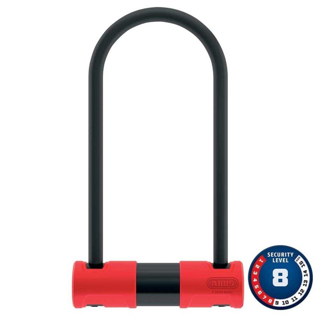Abus ABUS 440A Alarm U-Lock Black 150x160mm