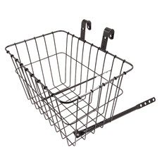 WALD Front Basket #135 (Black)