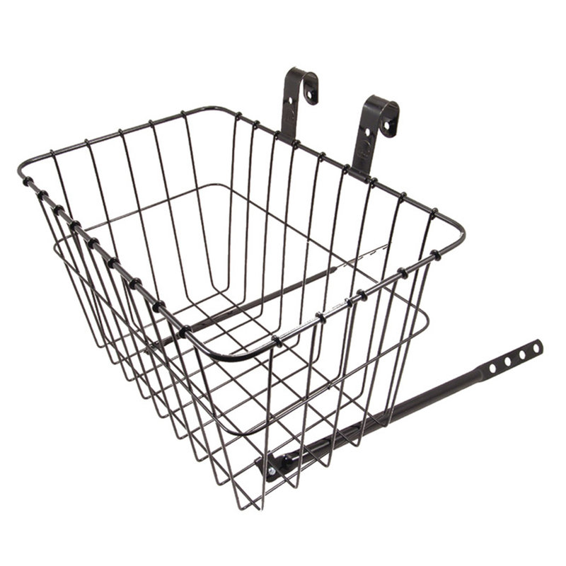 WALD Front Basket #135 (Black)