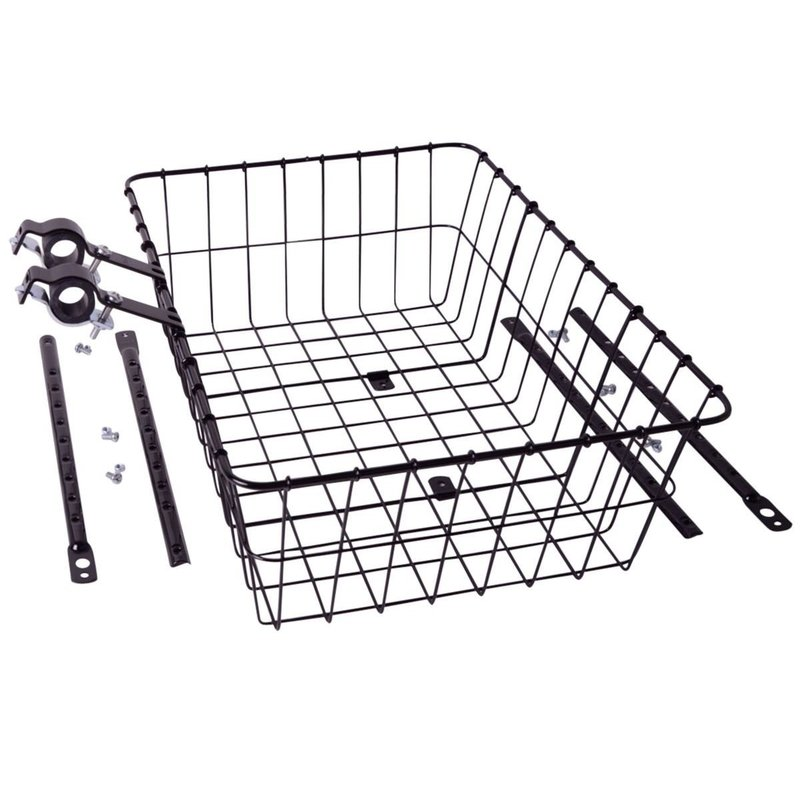 WALD #1392 FRONT BASKET BLACK