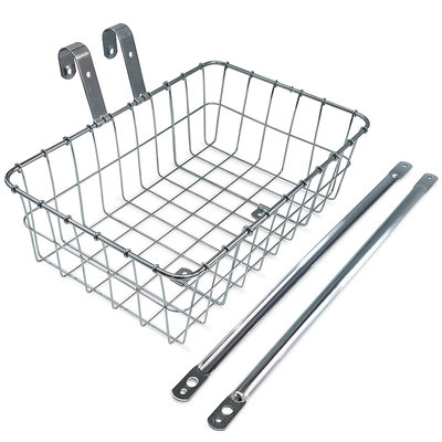 WALD Front  Basket #137 (Silver)