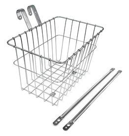 WALD Front Basket #135 (Chrome)