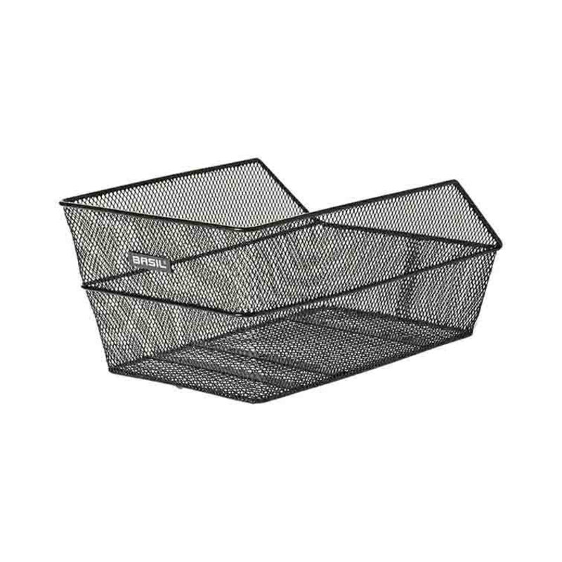 BASIL CENTO REAR BASKET BLK