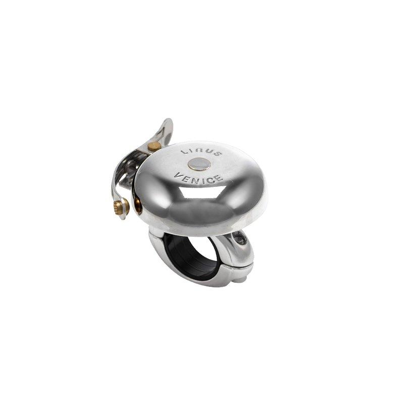 LINUS Side Striker Bell Silver