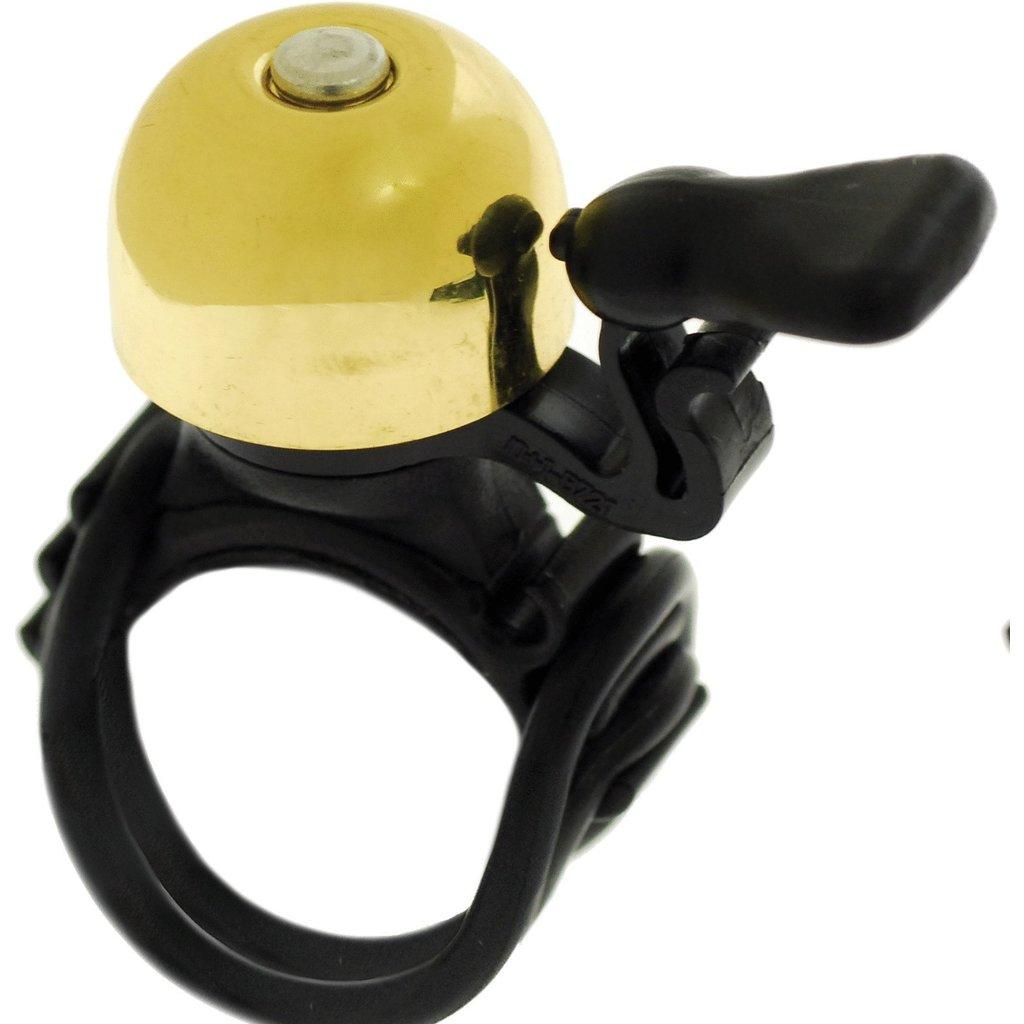 49N DLX MINI QR BELL - BRASS