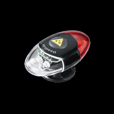 TOPEAK HeadLux LED Light (Front/Rear)