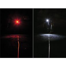 TOPEAK HEADLUX LED LIGHT SET