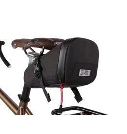 Two Wheel Gear TWO WHEEL GEAR COMMUTE SEAT PACK 1.5L Black
