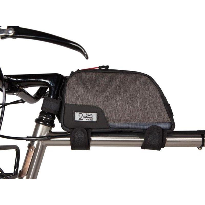 Two Wheel Gear TWO WHEEL GEAR COMMUTE TOP TUBE BAG 1L