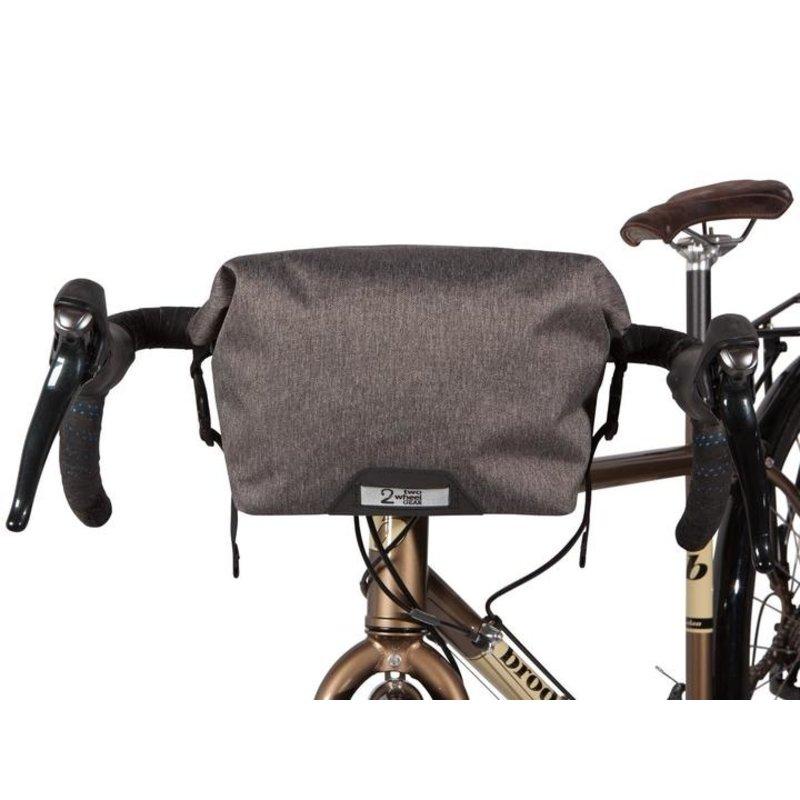 Two Wheel Gear TWO WHEEL GEAR DAYLINER MINI HANDLEBAR BAG 3L - GREY