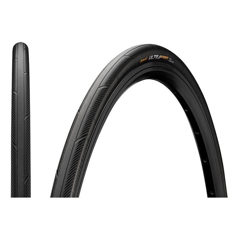 Continental ULTRA SPORT III 700 X 32 WIRE BLACK