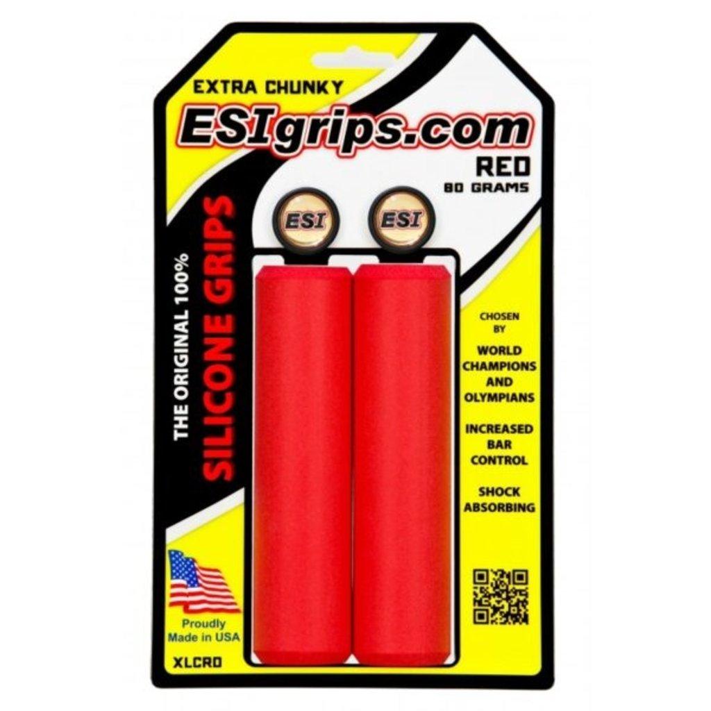 ESI Extra-chunky RED