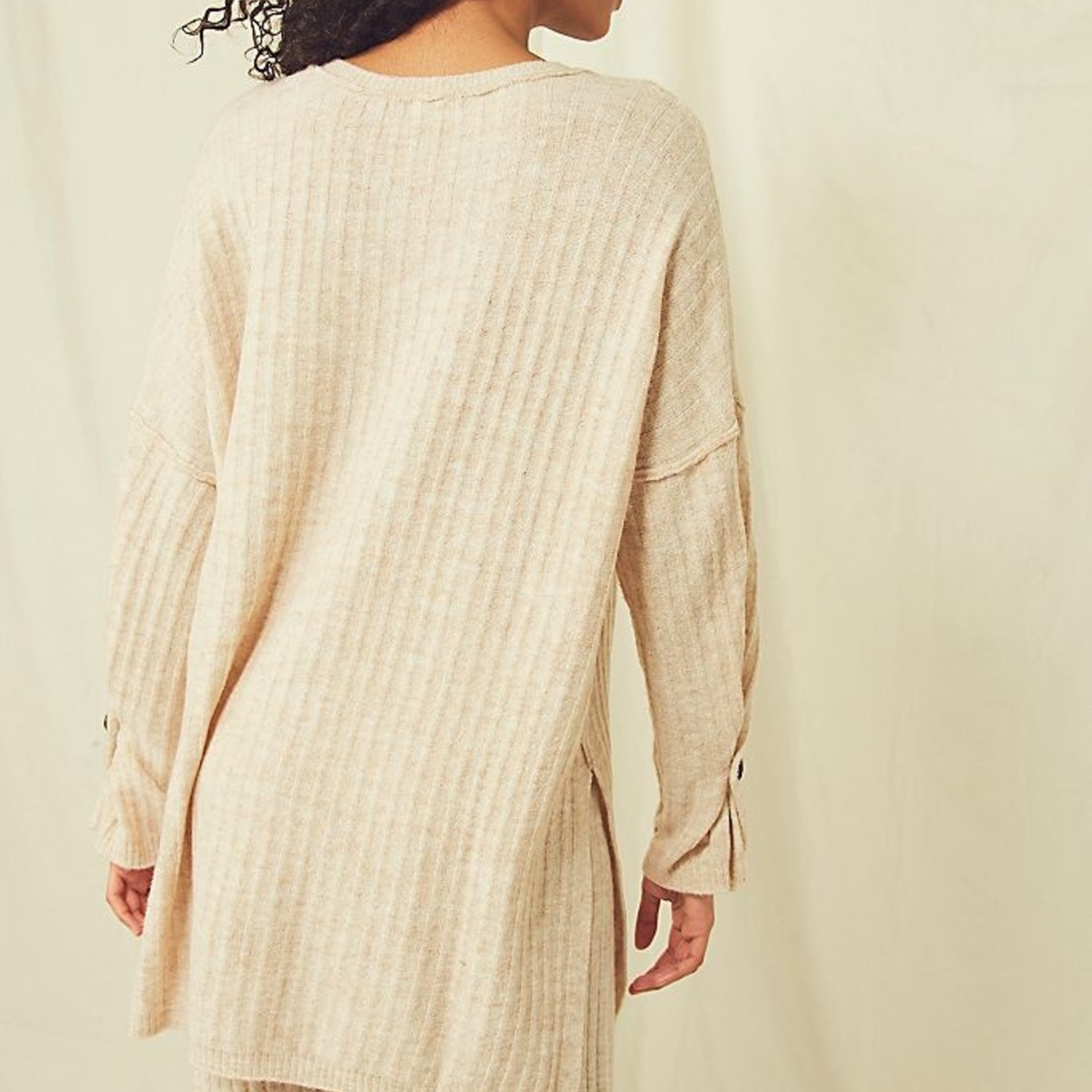 Free People Free People Around The Clock Pullover