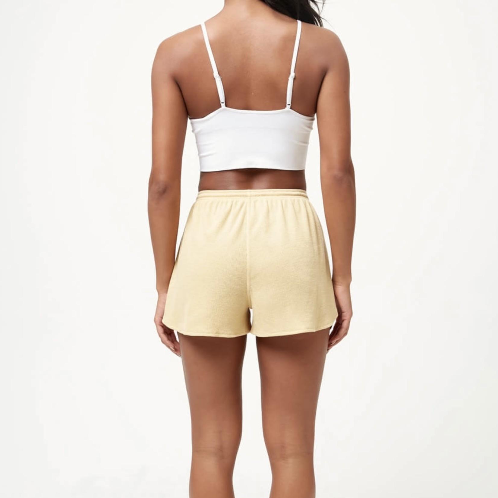 Lush Elastic Waist Shorts
