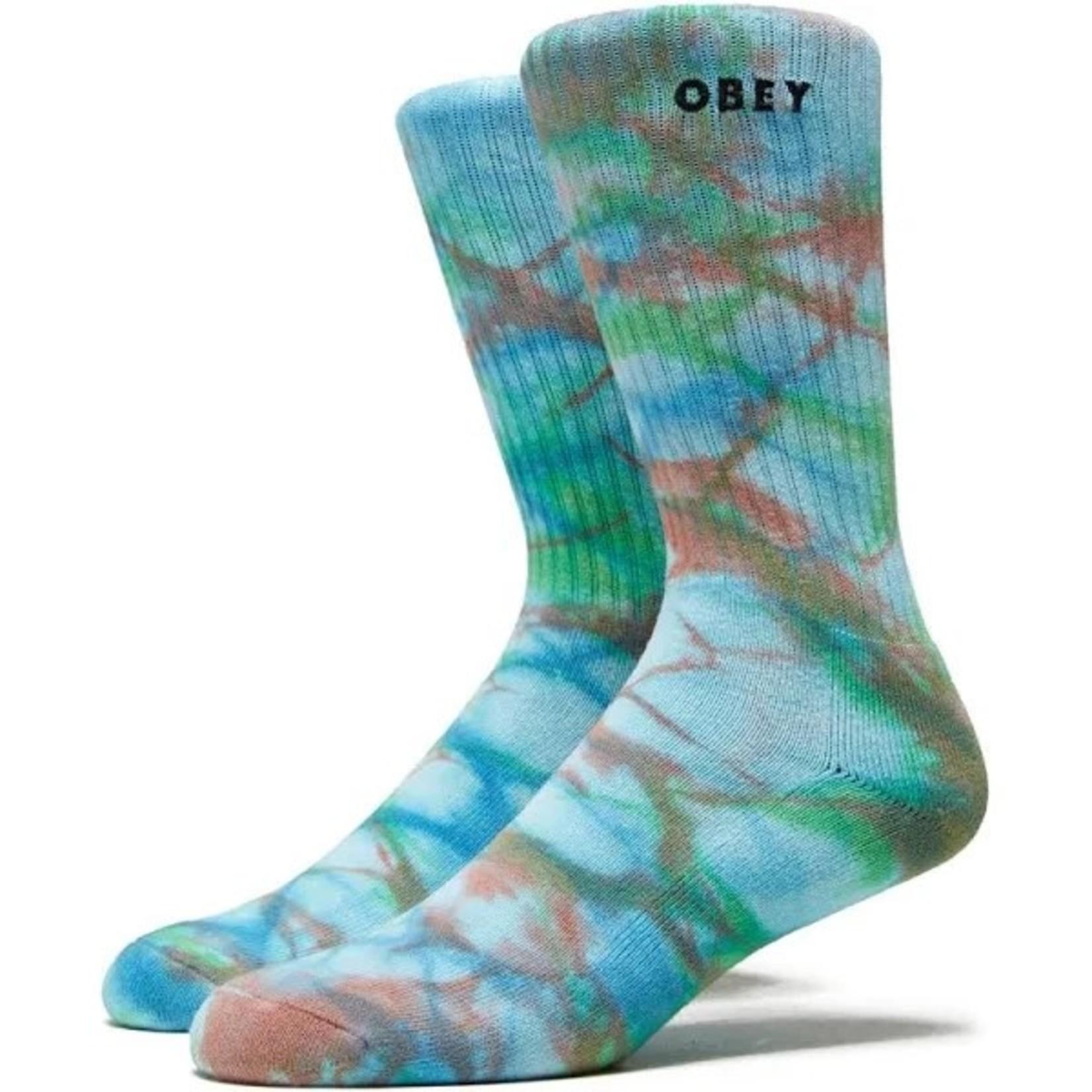 Obey Obey Mountain Socks