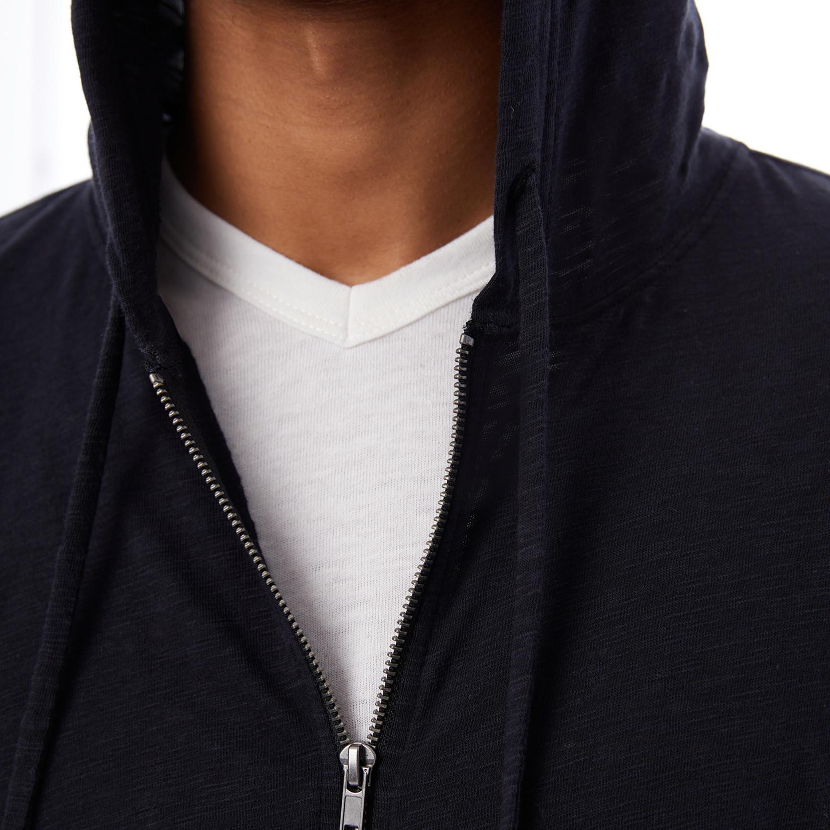 Alternative Apparel Alternative Cole Organic Zip Hoodie