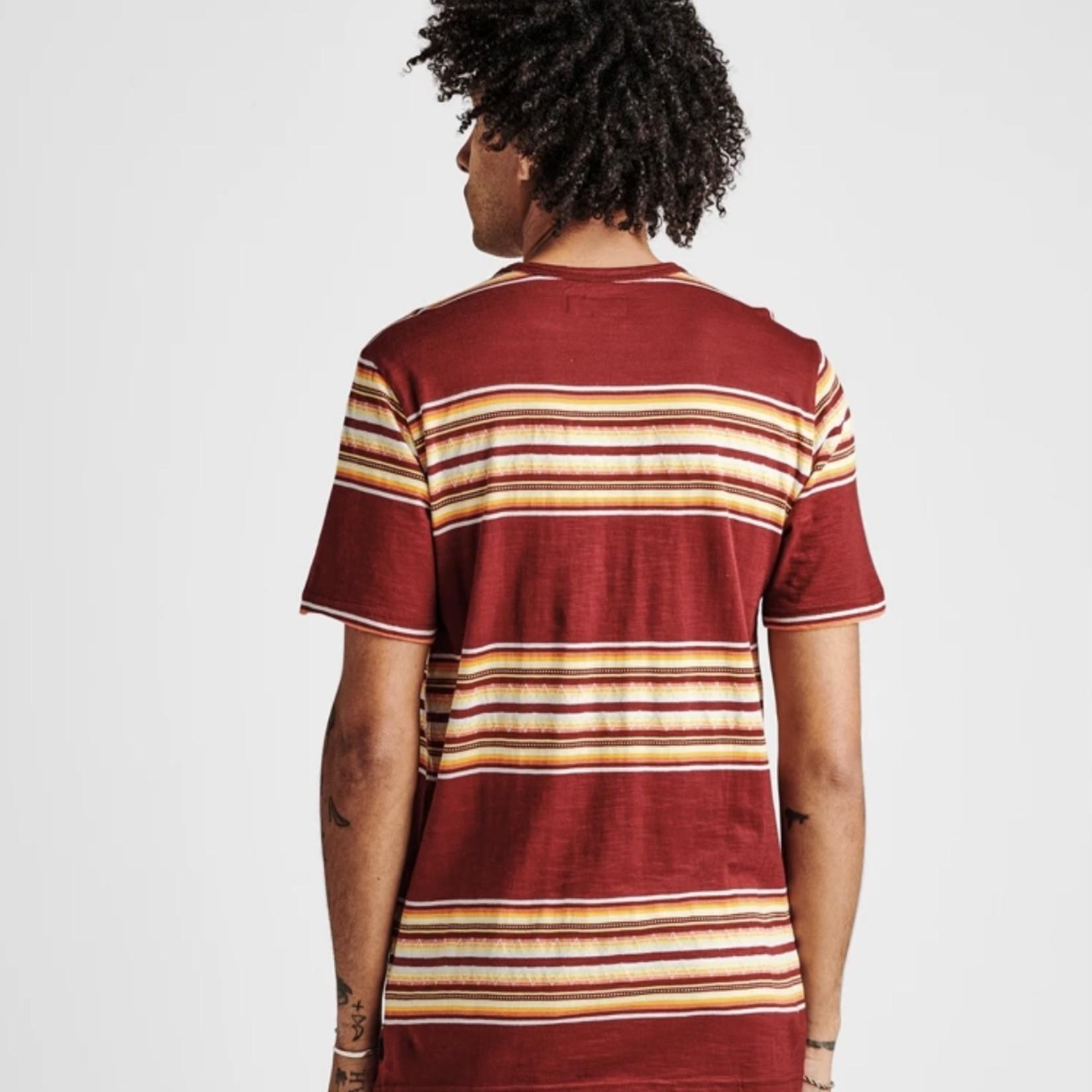 Roark Roark Anchors Stripe Knit
