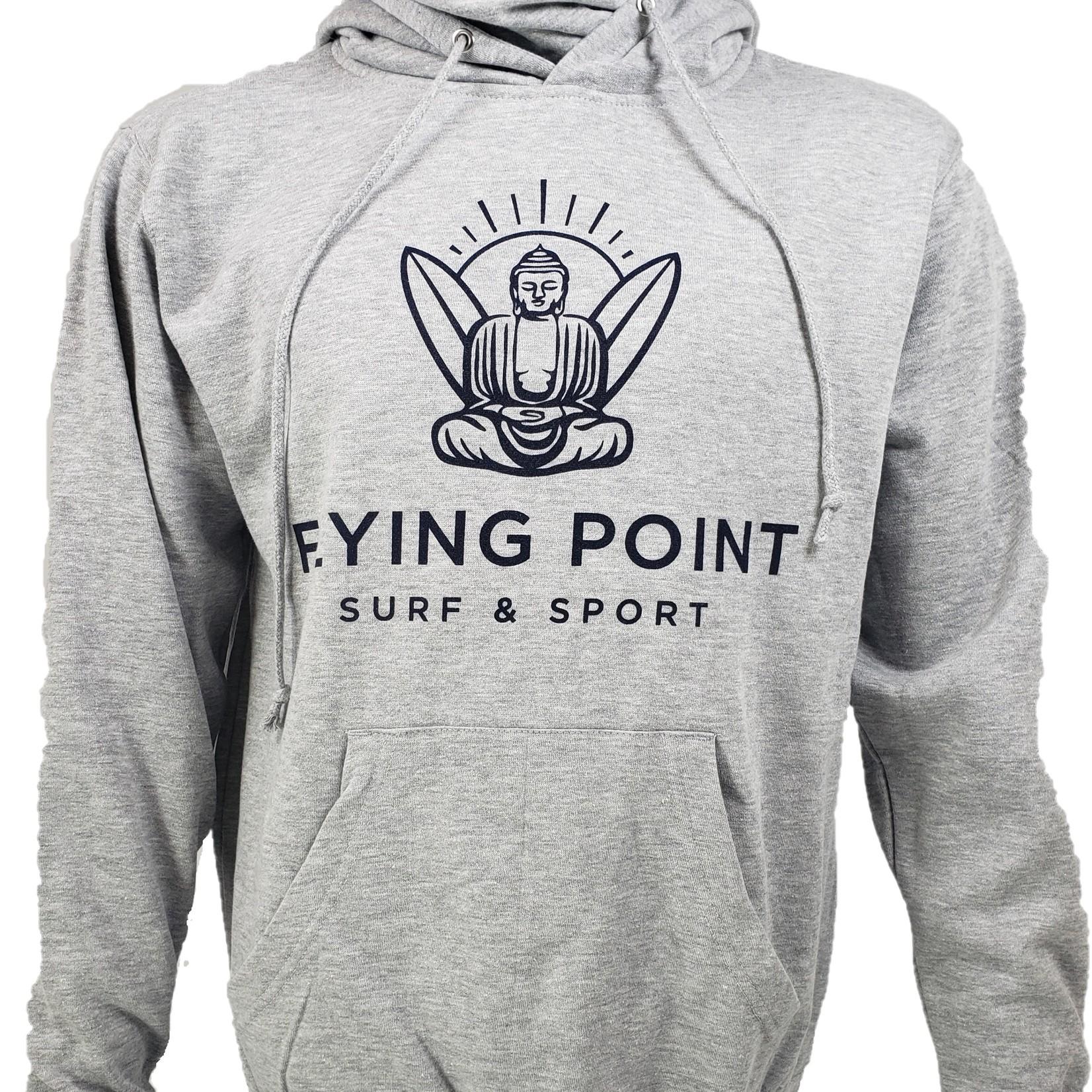 Flying Point Neck Gaiter Hoodie