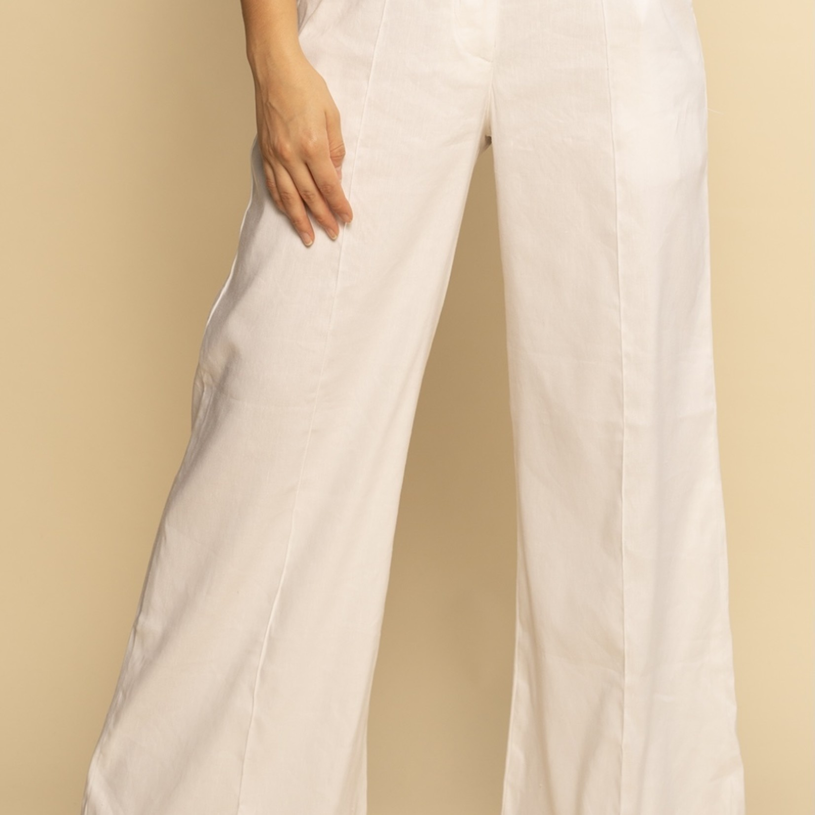 Shore Linen Trouser