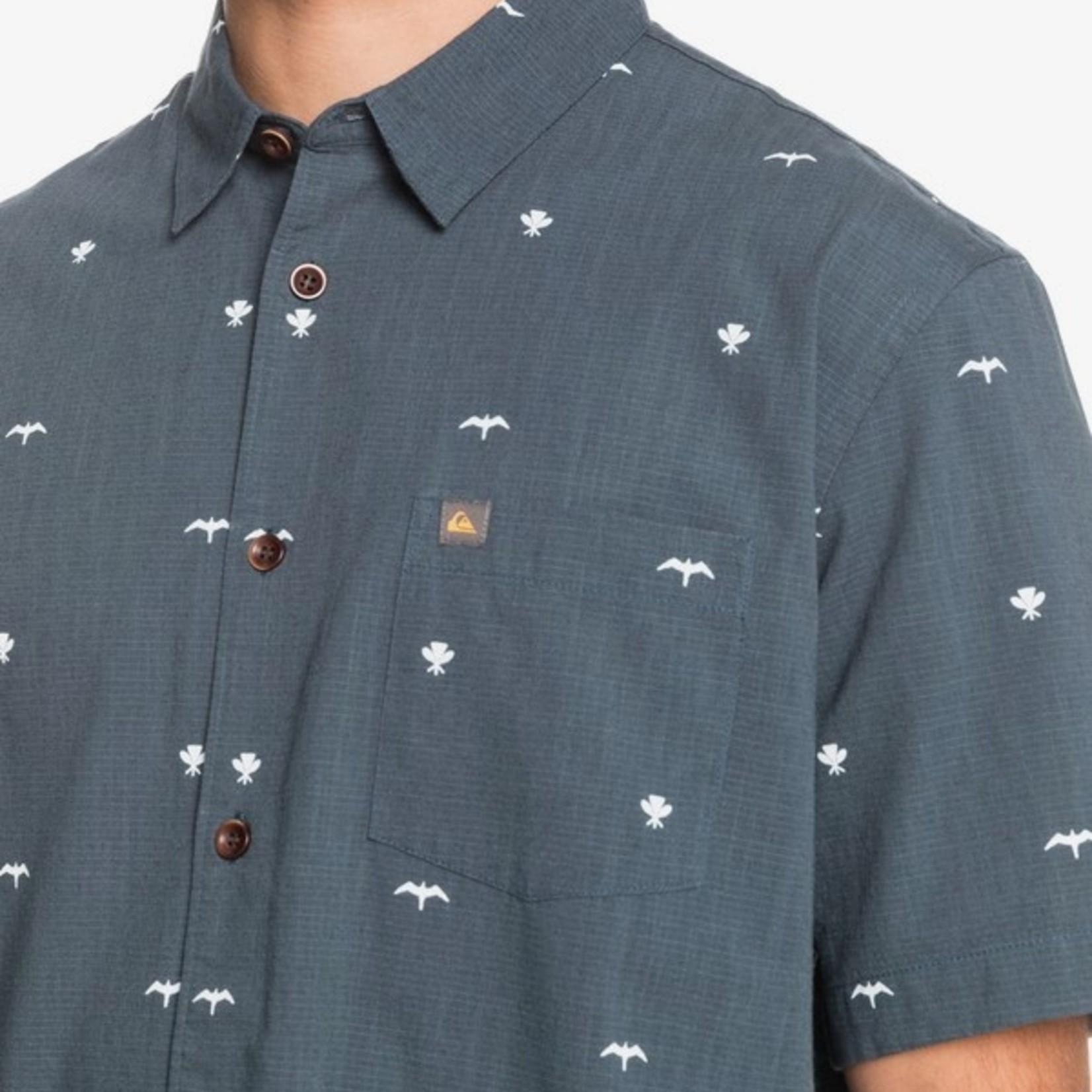 Quiksilver Quiksilver Iwa Flight Shirt