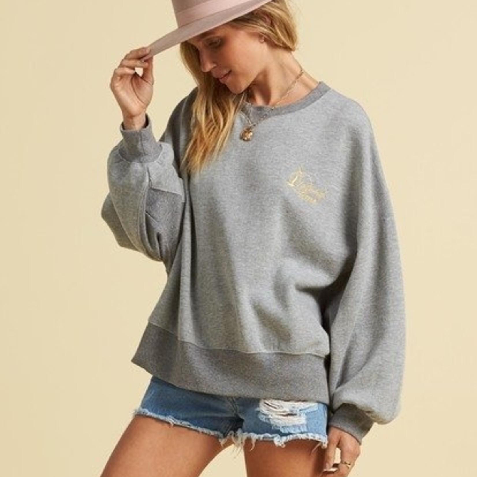Billabong Billabong x Salty Blonde Vacation Mode Sweatshirt