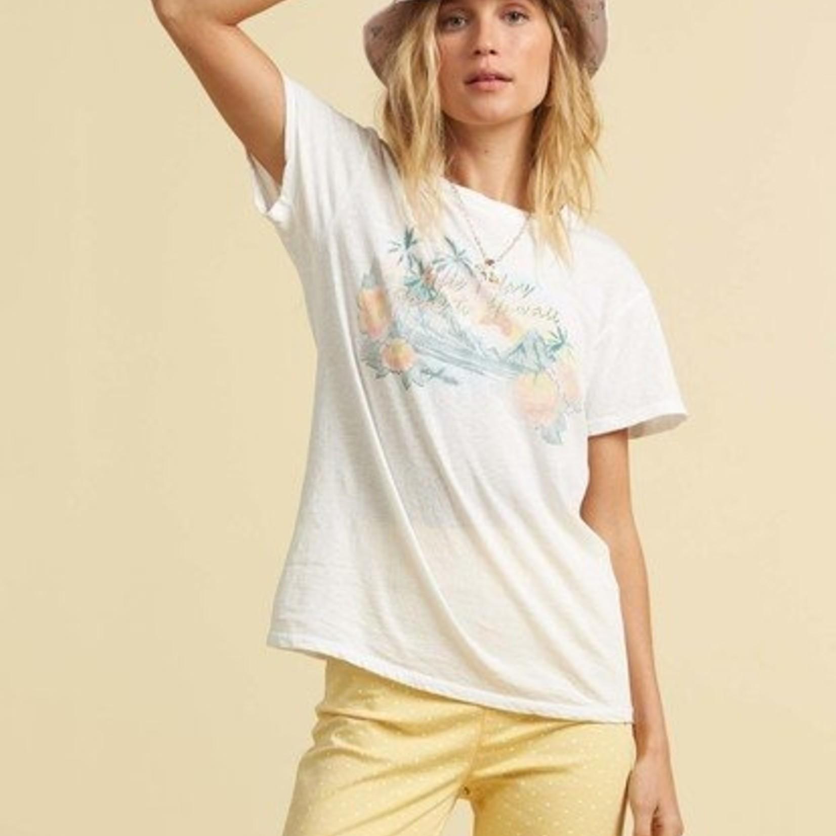 Billabong Billabong x Salty Blonde Not A Tourist T-Shirt