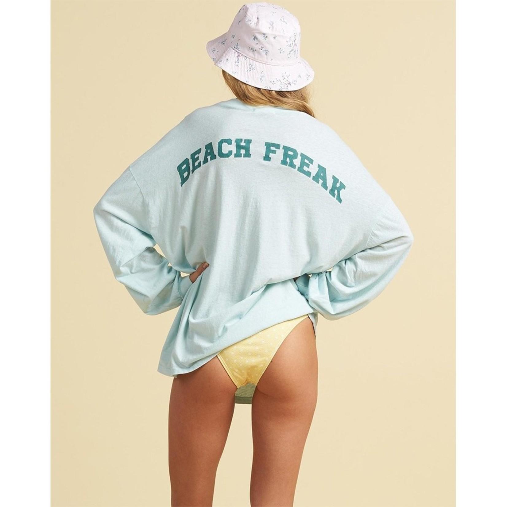 Billabong Billabong x Salty Blonde Beach Boyfriend LS T-Shirt