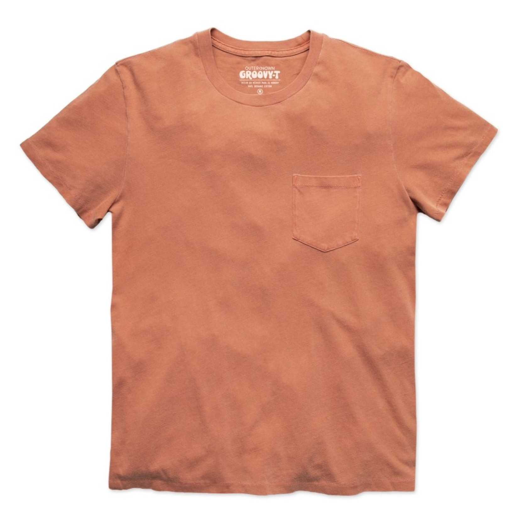 Outerknown Outerknown Groovy Pocket Tee