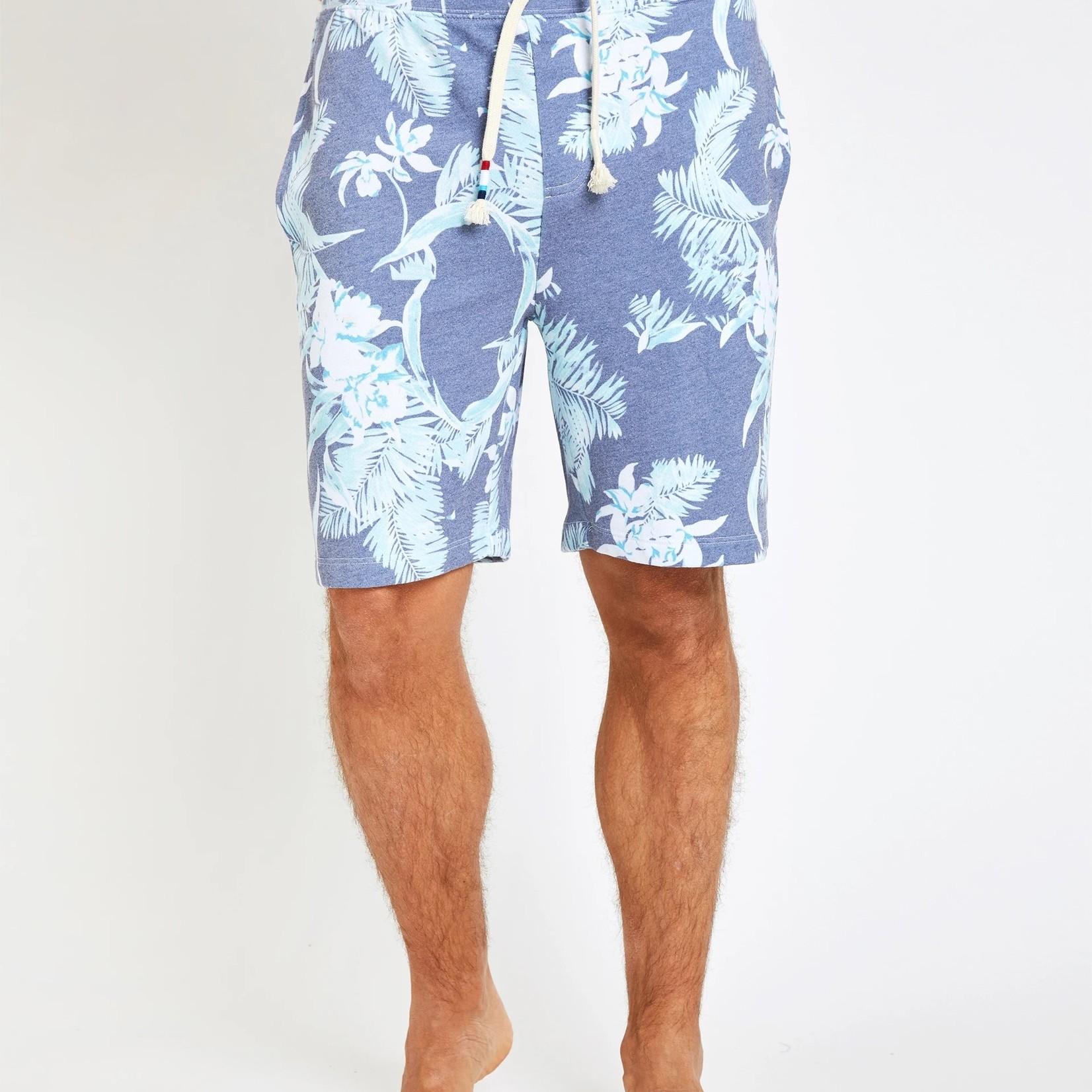 Sol Angeles Sol Angeles Aqua Floral Shorts