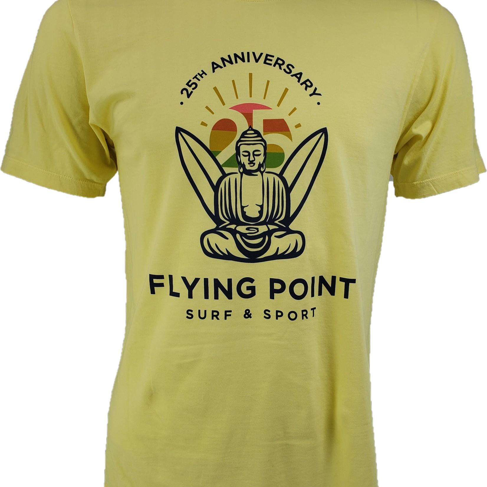 Flying Point 25th Anniversary Tee