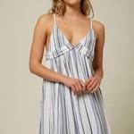 O'Neill O'Neill Saltwater Solids Stripe Tank Dress