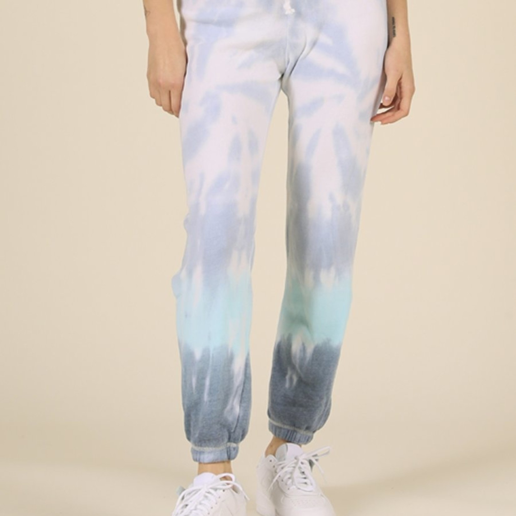 Flying Point Tie Dye Burnout Jogger