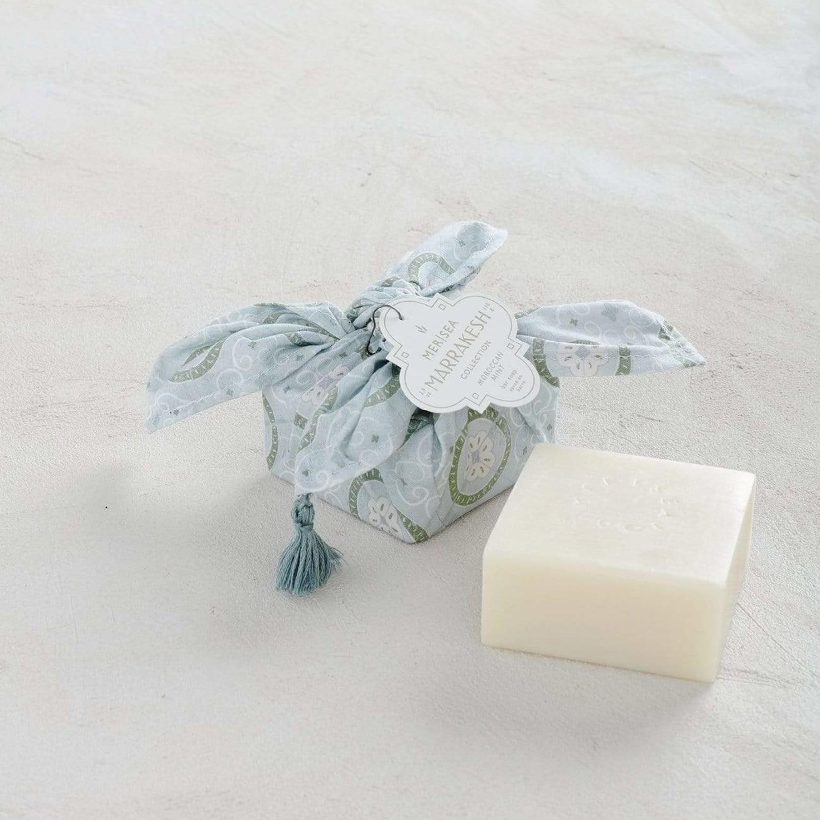 Mer Sea Mint Wrapped Soap
