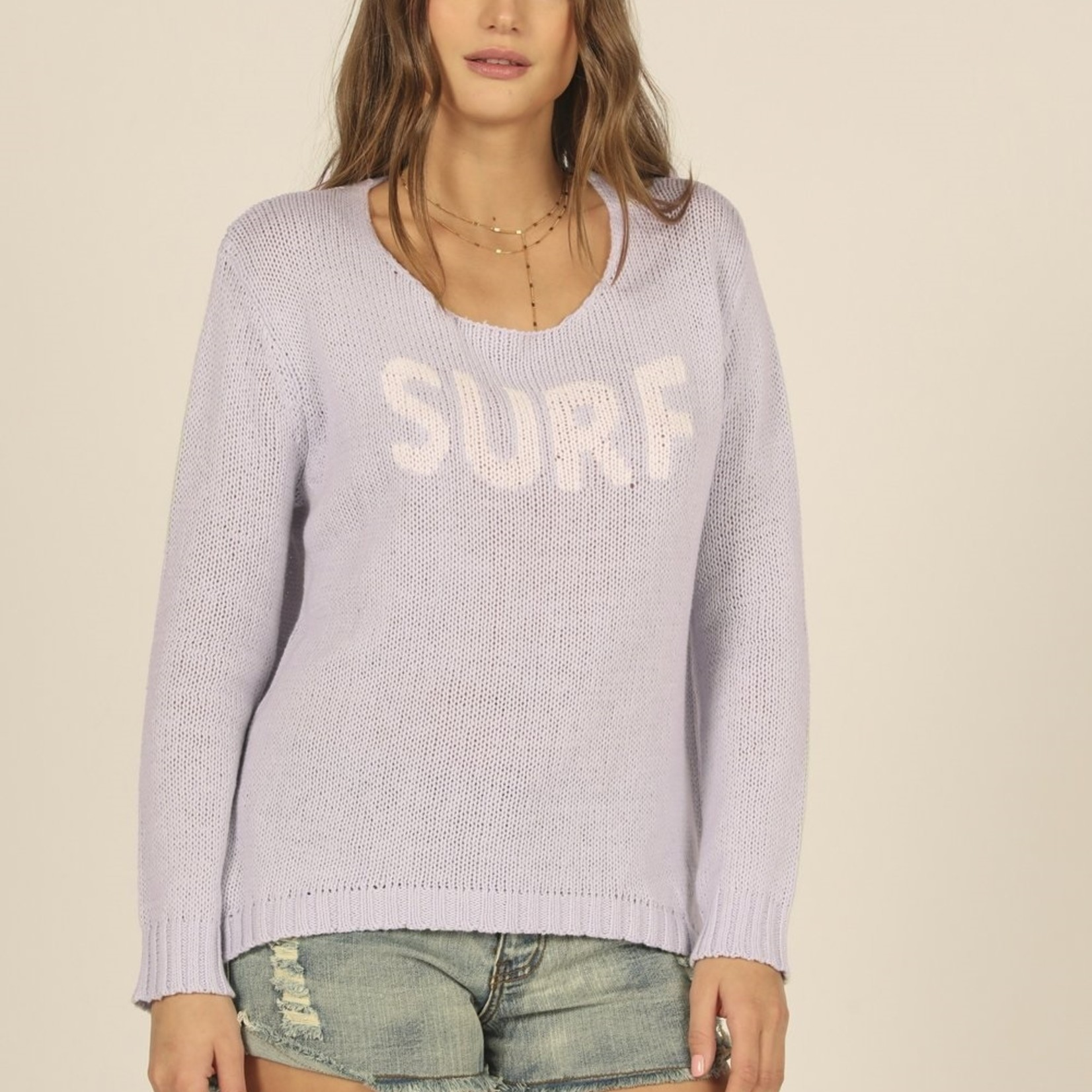Flying Point Surf Knit Sweater
