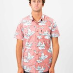 RipCurl Rip Curl Hawaii Floral S/S Shirt