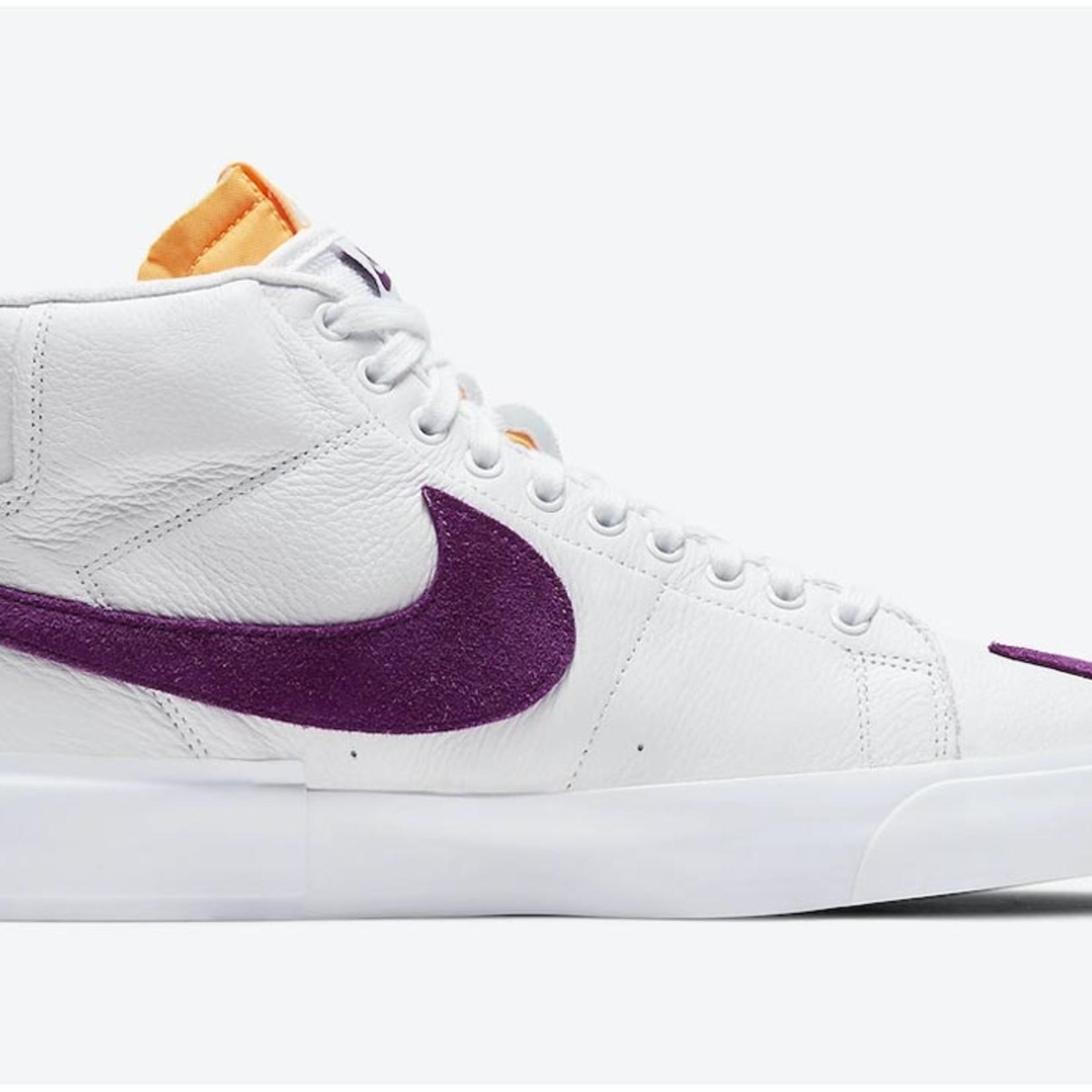 Nike Nike SB Zoom Blazer Mid Edge White/Viotech-White