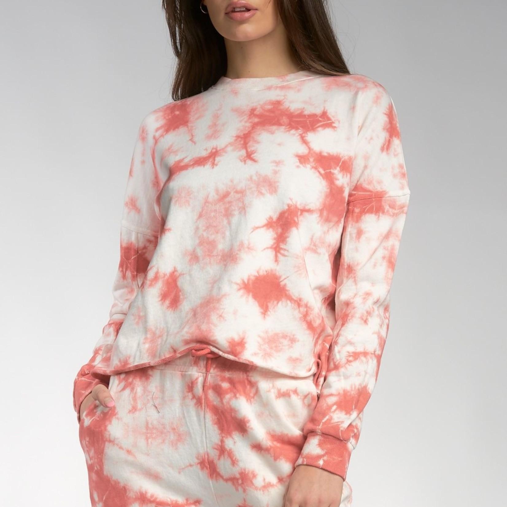 Elan Elan Crop Sweatshirt